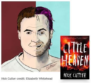 Nick Cutter credit: Elizabeth Whitehead