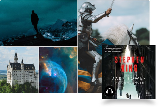 Audiobooks Sci-Fi & Fantasy