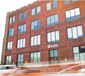 Kobo Toronto Office