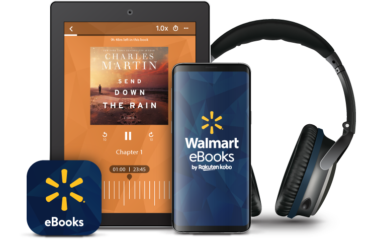 Walmart eBook Apps