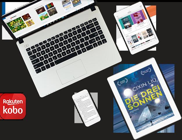 Geräte, die Kobo Apps anzeigen