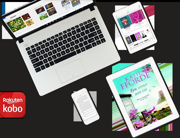 Apparaten met Kobo-apps