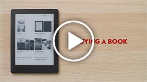 Buying an eBook