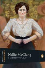 Extraordinary Canadians Nellie Mcclung