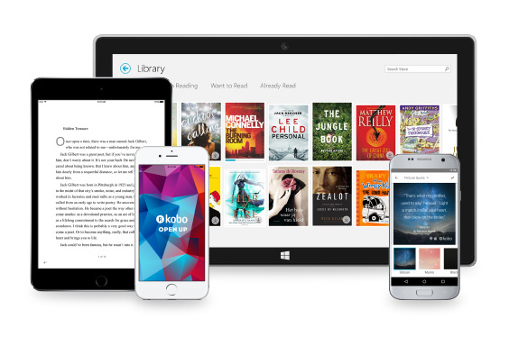 Kobo App on Devices