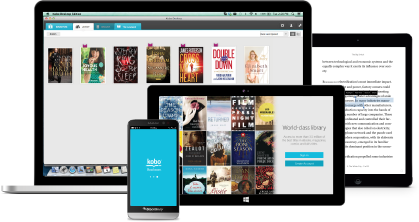 Kobo Reading Apps