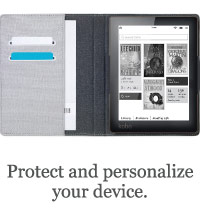Protect and personalize your device.