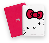 Hello Kitty Kobo Glo case